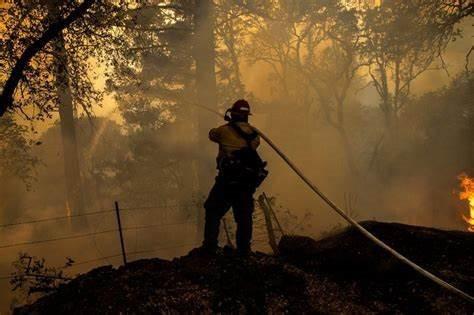 Thống đốc California kêu gọingân sách 2 tỷ USD chuẩn bị ứng phó cháy rừng