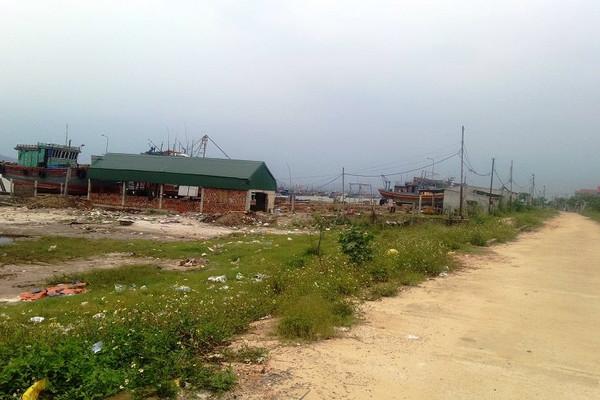 Quảng Bình: Phê duyệt Khu neo đậu tránh trú bão cho tàu cá kết hợp cảng cá Bắc sông Gianh