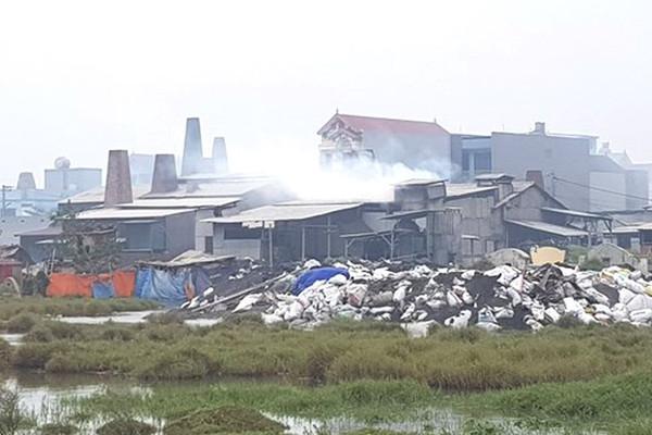 Bắc Ninh giải bài toán ô nhiễm cho các làng nghề