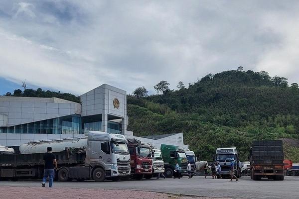 Nghệ An - Hà Tĩnh: Đảm bảo lưu thông hàng hóa qua cửa khẩu phải an toàn