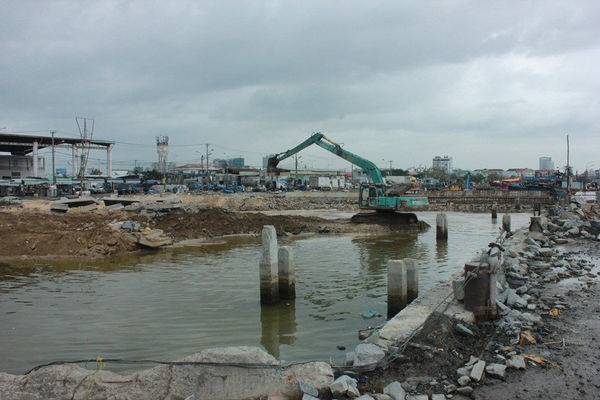 Đà Nẵng: Sẽ nhận chìm 346.790m3 bùn nạo vét ở âu thuyền Thọ Quang xuống biển