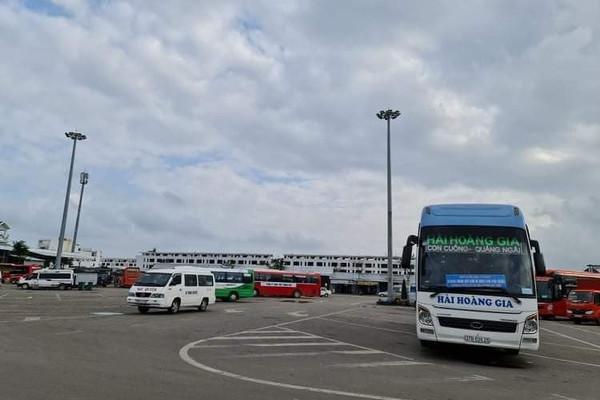 Quảng Ngãi: Tạm dừng hoạt động vận tải hành khách đi, đến TP. HCM từ ngày 1/6