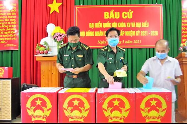 Bà Rịa – Vũng Tàu công bố danh sách 52 người trúng cử đại biểu HĐND