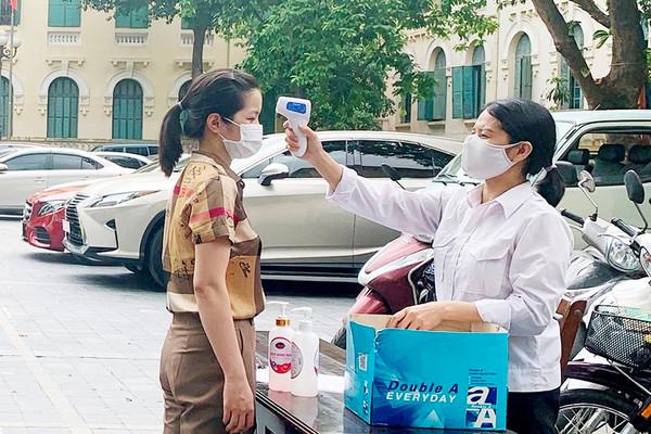 Tổng cục Địa chất và Khoáng sản Việt Nam: Quyết liệt các biện pháp phòng, chống dịch Covid-19