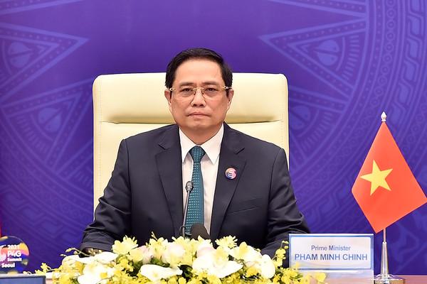 Thủ tướng kêu gọi quốc tế chung tay đẩy lùi đại dịch COVID-19*
