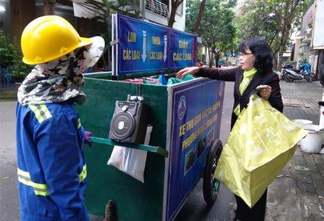 TP. Huế: Phân loại chất thải rắn sinh hoạt cần sự chung tay của người dân