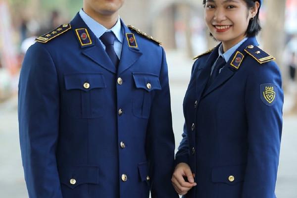 Lực lượng Quản lý thị trường thay đổi trang phục ngành sau 64 năm thành lập
