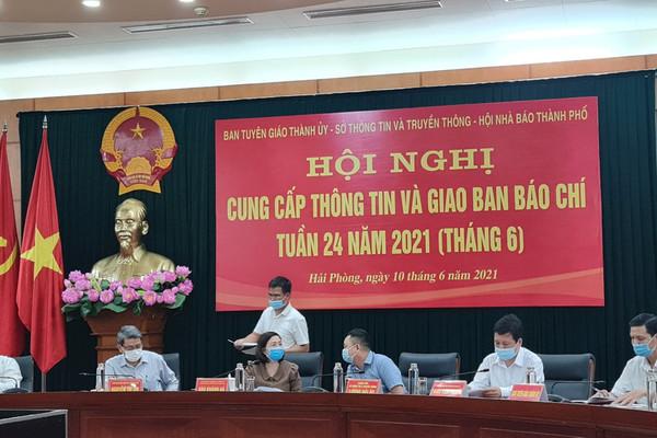 Hải Phòng: Sẽ cưỡng chế các trường hợp xây dựng trái phép tại khu đất 9,2ha phường Thành Tô