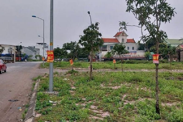 Nghệ An: Thu ngân sách từ tiền sử dụng đất tăng đột biến