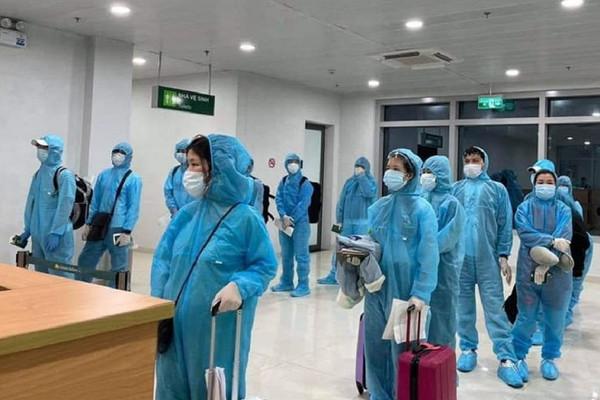 Nghệ An: Sẽ đón 326 công nhân trở về từ vùng dịch Bắc Giang