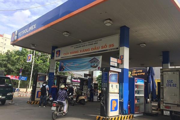 Giá xăng, dầu tăng từ ngày 11.6