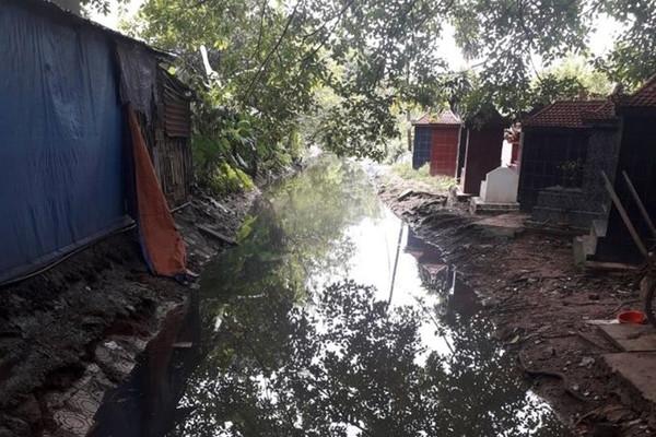 Quận Long Biên (Hà Nội): Cần sớm triển khai hộp mương hóa Gia Quất