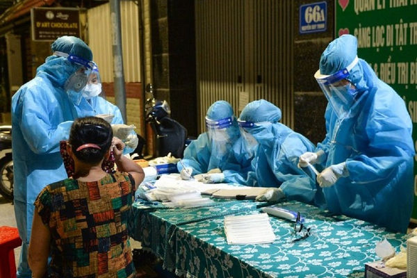 Nghệ An: Thêm ca nhiễm Covid-19, phong tỏa một Khối phường Hưng Dũng