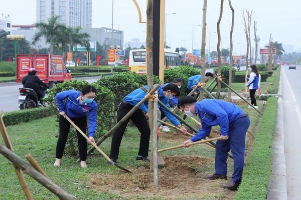 Thanh Hóa: Hỗ trợ hơn 700 triệu đồng thực hiện Kế hoạch trồng cây xanh năm 2021
