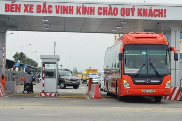 Dừng hoạt động vận tải hành khách từ Nghệ An với nhiều tỉnh có dịch phức tạp