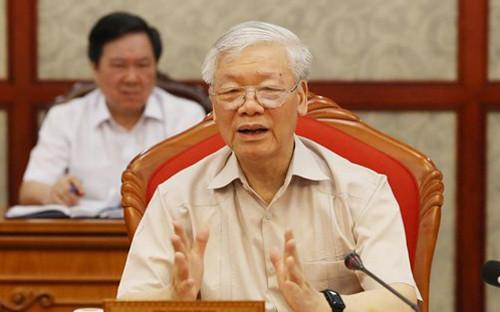 Bộ Chính trị, Ban Bí thư thi hành kỷ luật một số tổ chức Đảng và đảng viên