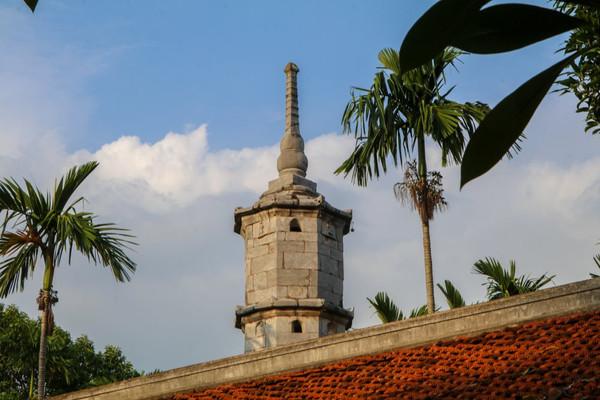 Quy hoạch bảo tồn chùa Bút Tháp