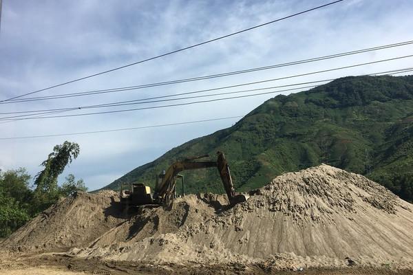 Sơn La: Ký kết quy chế phối hợp trong quản lý cát sỏi với 3 tỉnh giáp ranh