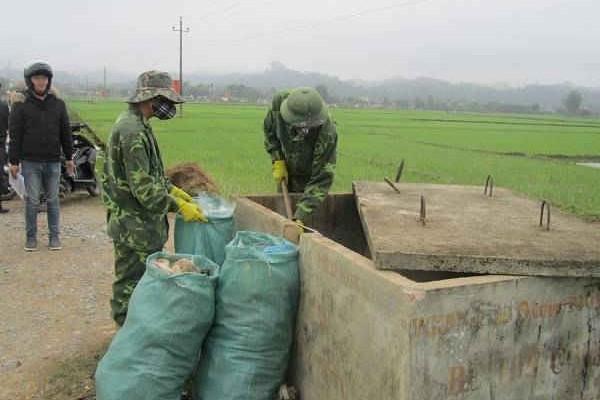 Điện Biên: Nâng cao hiệu quả mô hình bảo vệ môi trường nông thôn