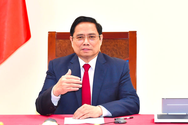 Thủ tướng đề nghị WHO hỗ trợ Việt Nam trở thành trung tâm sản xuất vaccine