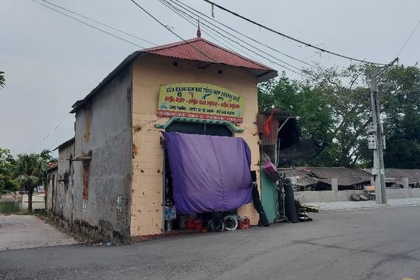 Thanh Hà – Hải Dương: Dân ồ ạt xây dựng nhà xưởng, nhà kiên cố trên đất nông nghiệp