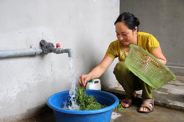 Yên Bái:Nhiều giải pháp đưa nước sạchvề với người dân nông thôn