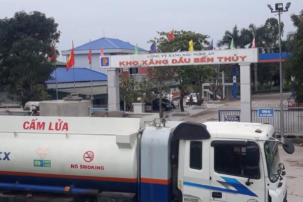 Nghệ An: Siết chặt quản lý hoạt động kinh doanh xăng dầu