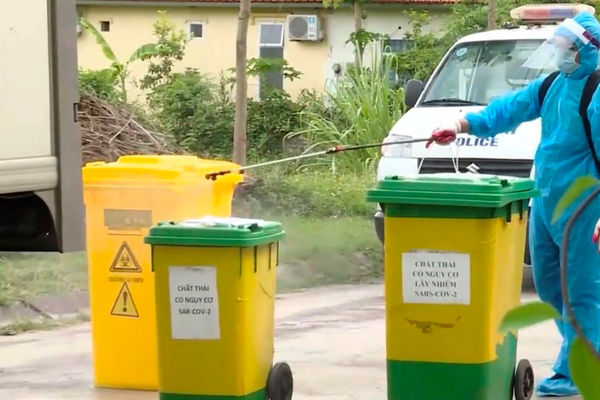 Ninh Bình: Tăng cường vệ sinh môi trường, đẩy lùi dịch bệnh