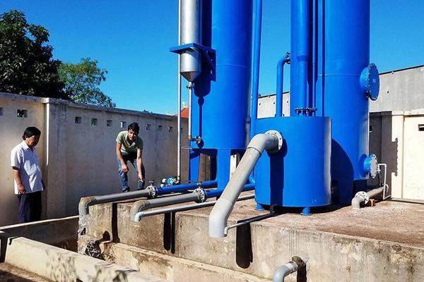Gia Lai: Nâng cao kiến thức về nước sạch và vệ sinh môi trường