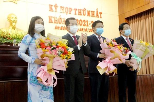 Ông Lương Nguyễn Minh Triết tái đắc cử Chủ tịch HĐND TP. Đà Nẵng khóa X