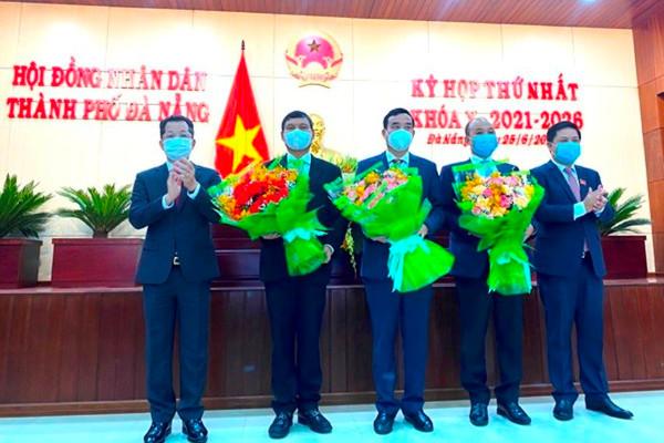 Ông Lê Trung Chinh tái đắc cử Chủ tịch UBND TP. Đà Nẵng khóa X