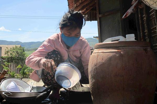 Bình Định: Người dân miền núi Vân Canh khát nước từng ngày