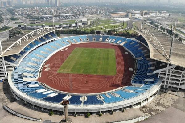 Công bố nhiều sai phạm đất đai tại Khu Liên hợp thể thao quốc gia