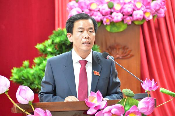 Tân Chủ tịch UBND tỉnh Thừa Thiên Huế nhiệm kỳ 2021 - 2026 là ai?