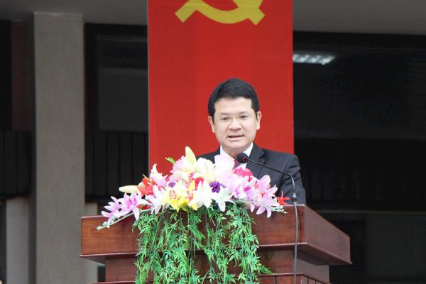 Ông Hoàng Hải Minh giữ chức Phó Chủ tịch UBND tỉnh Thừa Thiên Huế