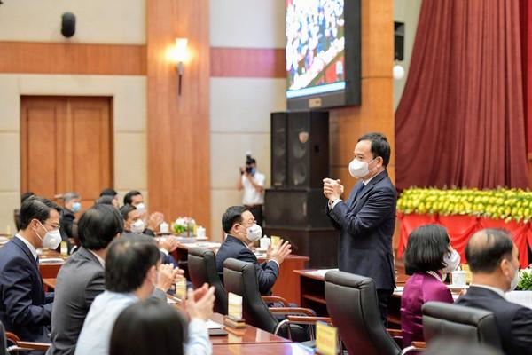 Hải Phòng: Kiện toàn các chức danh lãnh đạo trong kỳ họp thứ nhất HĐND TP khóa XVI
