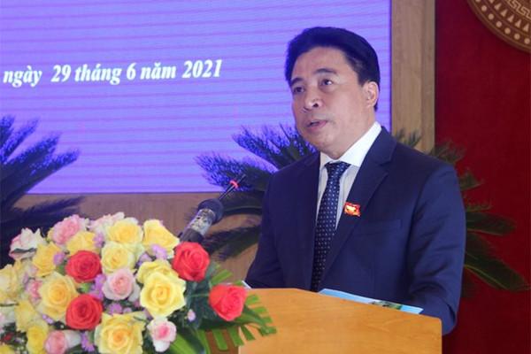 Ông Nguyễn Khắc Toàn, Phó Bí thư Thường trực Tỉnh ủy được bầu làm Chủ tịch HĐND tỉnh Khánh Hoà