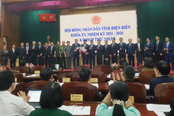 Điện Biên: Kiện toàn nhiều chức danh cán bộ chủ chốt HĐND –UBND tỉnh