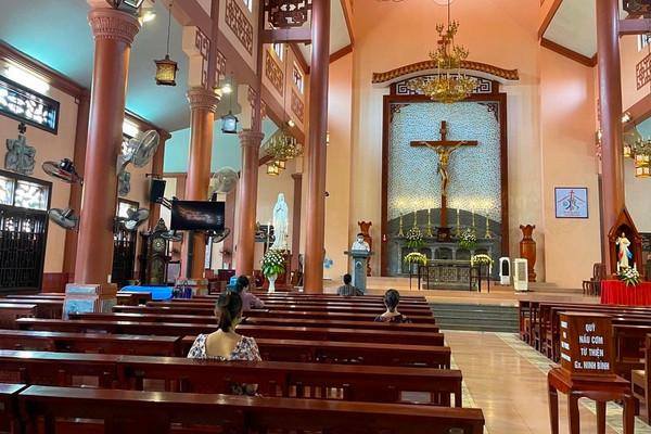 Ninh Bình: Các cơ sở tôn giáo chung tay phòng, chống dịch Covid-19