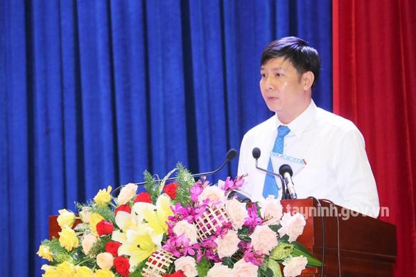 Bí thư Tỉnh uỷ Tây Ninh tiếp tục giữ chức vụ Chủ tịch HĐND tỉnh