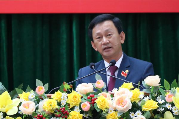 Kiện toàn nhân sự HĐND, UBND tỉnh Kon Tum khóa mới