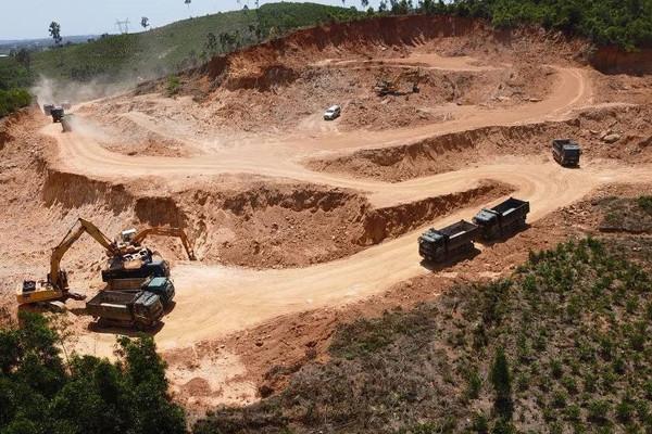 Núi Thành (Quảng Nam): Nhiều khuất tất tại dự án tận thu đất khu vực đồi Hòn Một