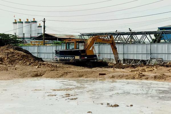 Hưng Yên: Hàng loạt công ty bị xử phạt vì chuyển đổi mục đích sử dụng đất trái phép