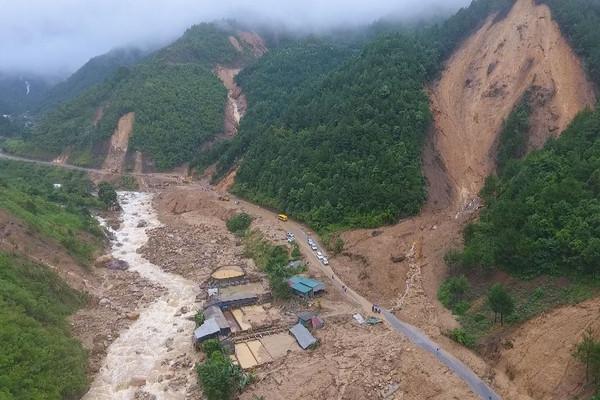 Thời tiết ngày 7/7, cảnh báo nguy cơ lũ quét, sạt lở đất và ngập úng cục bộ tại miền núi