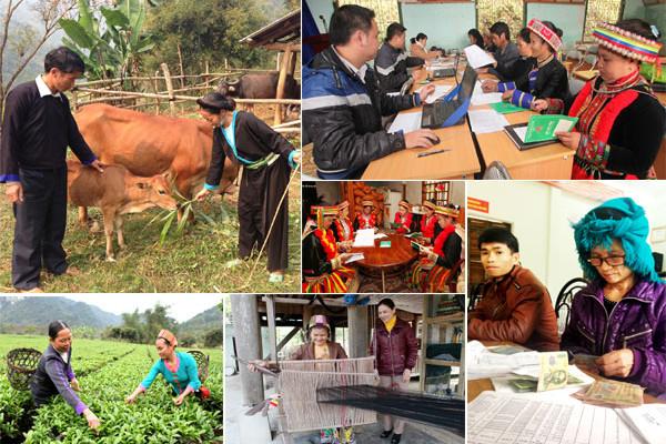 Quy chế hoạt động của BCĐ phát triển KTXH vùng đồng bào dân tộc thiểu số, miền núi