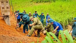 Thủ tướng chỉ thị nâng cao năng lực cho lực lượng xung kích phòng chống thiên tai cấp xã