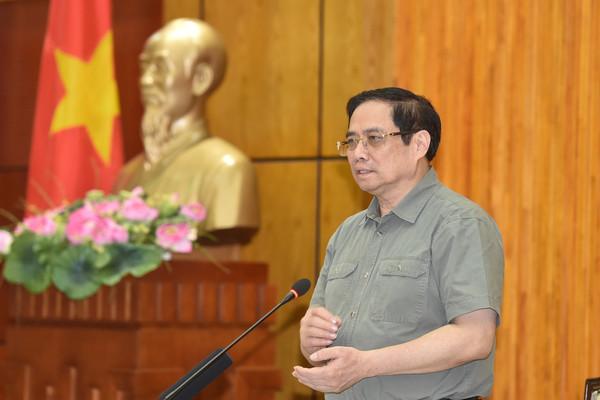 Thủ tướng nêu các định hướng chiến lược để Tây Ninh 'phát triển đúng tầm, chống dịch thành công'