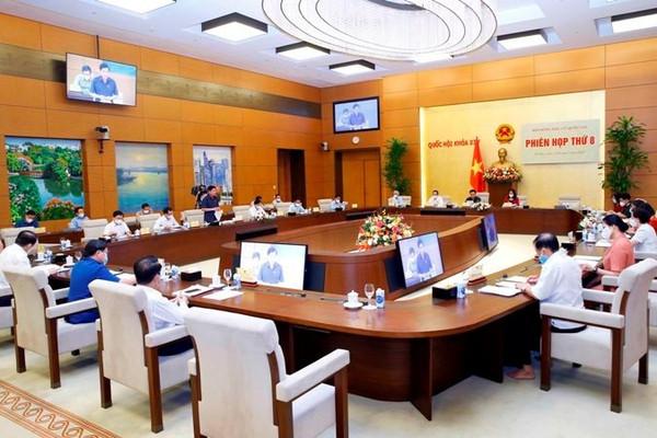 Quốc hội Thông qua Nghị quyết xác nhận tư cách đại biểu Quốc hội Khóa XV với 499 người trúng cử