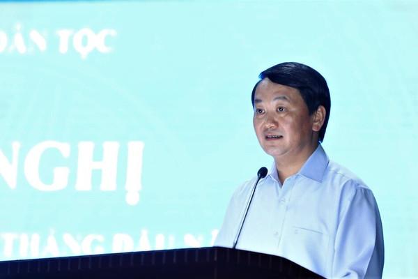 Bộ trưởng, Chủ nhiệm UBDT Hầu A Lềnh: Phát huy trách nhiệm người đứng đầu trong thực hiện nhiệm vụ