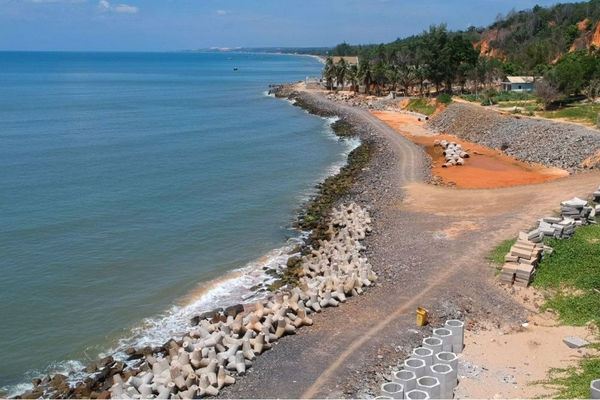 Phân bổ quỹ đất, khu vực biển phù hợp quy hoạch hạ tầng thương mại ở miền núi và hải đảo